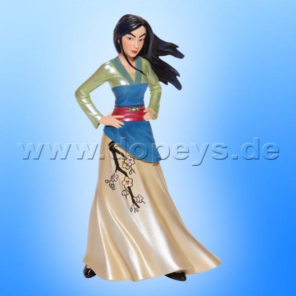 Disney Showcase Collection - Mulan (20 Jahre Jubiläumsfigur) von Enesco 6007187 Couture de Force