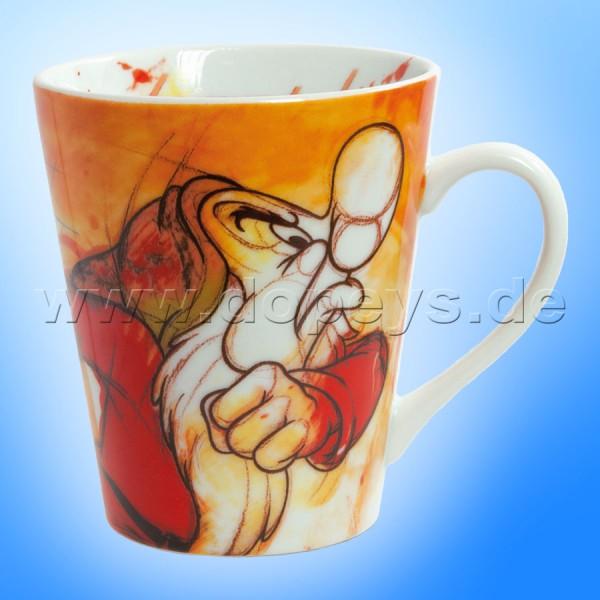 """Disney Tasse / Becher """"Brummbär"""" im italienischen Design, 38 cl"""