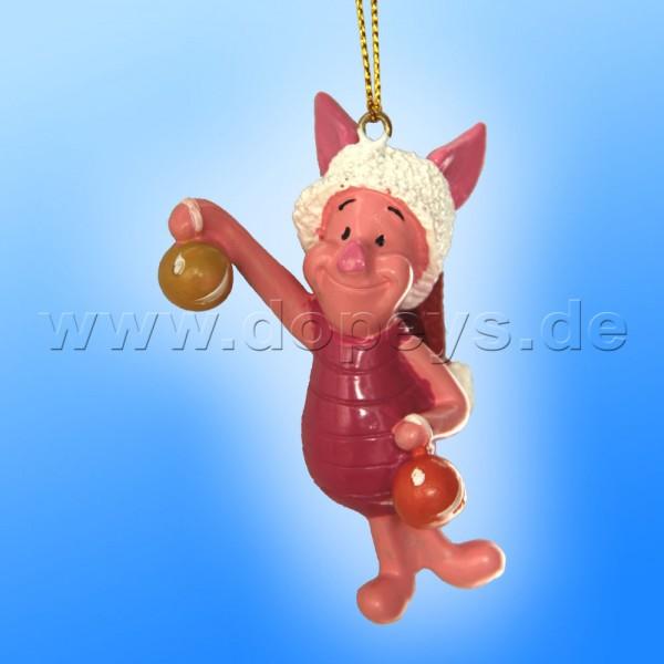 "Kurt S. Adler - Disney ""Weihnachts-Ferkel"" Weihnachtsbaumanhänger / Ornament DN04001-K"