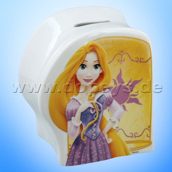 "Disney Enchanting Collection von Enesco ""The Lost Princess"" (Rapunzel Spardose) A28759"