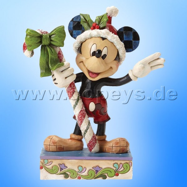 "Disney Traditions / Jim Shore Figur von Enesco ""Sweet Gatherings (Mickey Maus)"" 4051968."