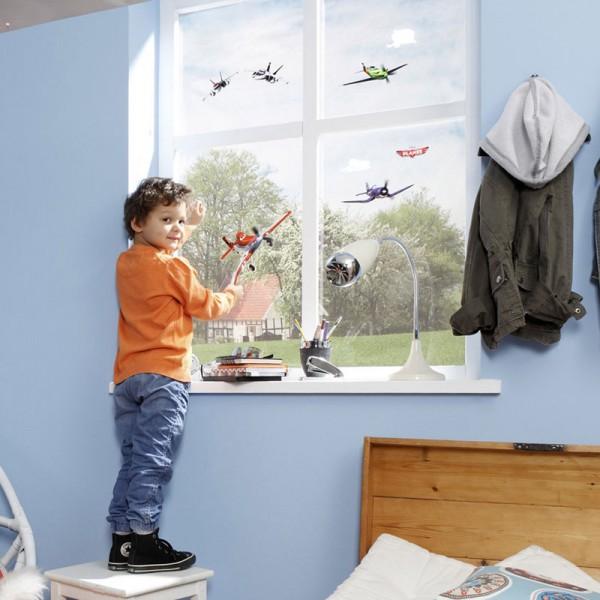 """Disney Fensteraufkleber / Window-Sticker """"Planes"""""""