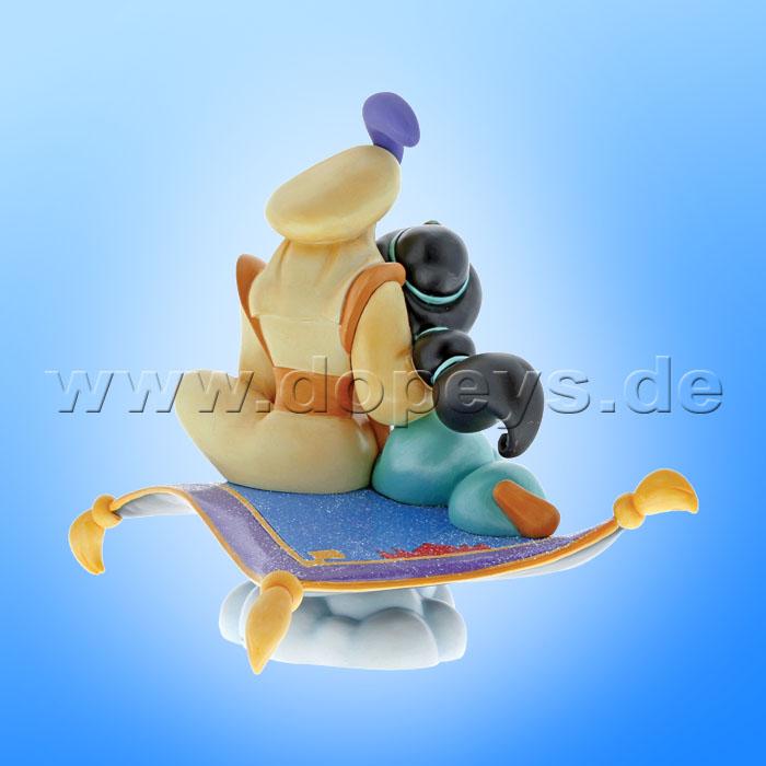 Disney Enchanting A28075 A Whole New World Jasmine /& Aladdin Figurine