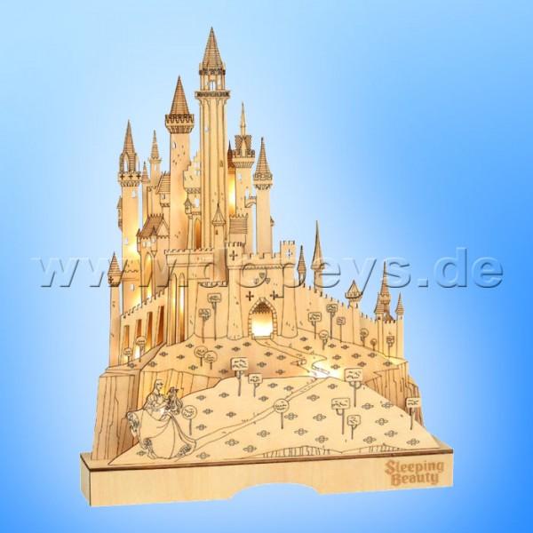 Disney Flourish - Dornröschenschloss Lichterhaus / Schwibbogen Department 56 6004499