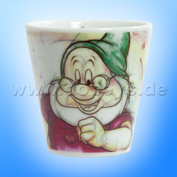 """Disney Espressobecher / Espresso Shot """"Chef"""" im italienischen Design, klein"""
