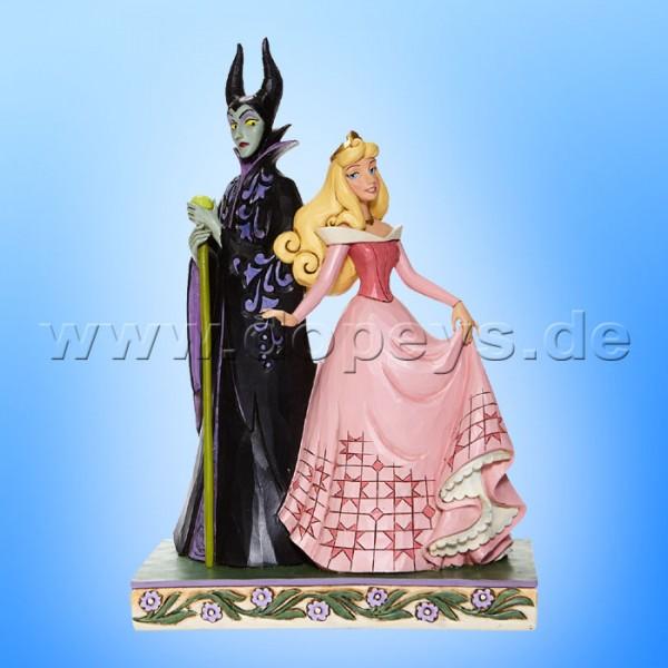 Disney Traditions - Sorcery and Serenity (Aurora & Maleficent) von Jim Shore 6008068