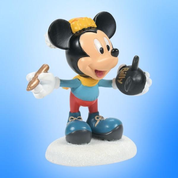 Disney Village - Mickey's Finishing Touches Figur 6007179