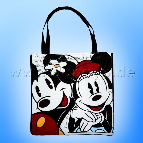 """Disney Tragetasche / Beutel """"Mickey & Minnie"""" im italienischen Design"""
