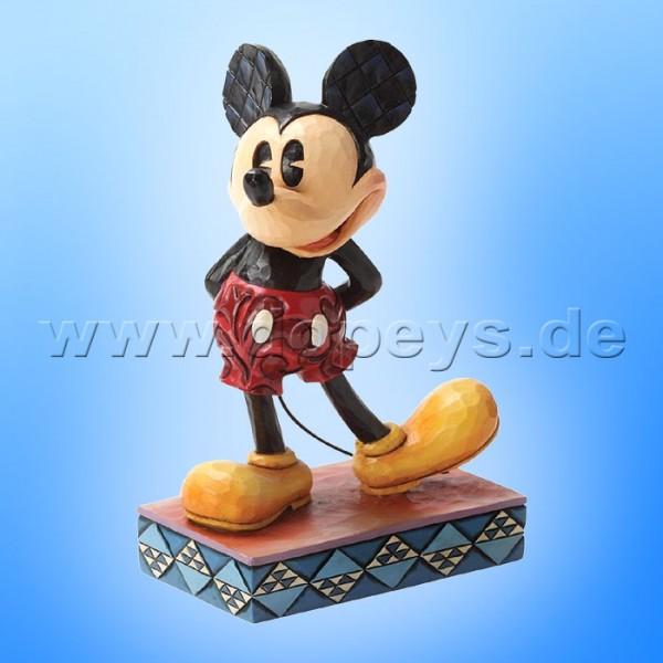 Disney Traditions - The Original (Mickey Maus Personality Pose) von Jim Shore 4032853