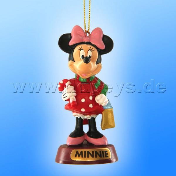"Kurt S. Adler - Disney ""Minnie Maus Nussknacker"" Weihnachtsbaumanhänger / Ornament DN6803O"