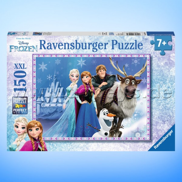 """Disney Puzzle Die Eiskönigin """"Elsa, die Eiskönigin"""" von Ravensburger 10027"""