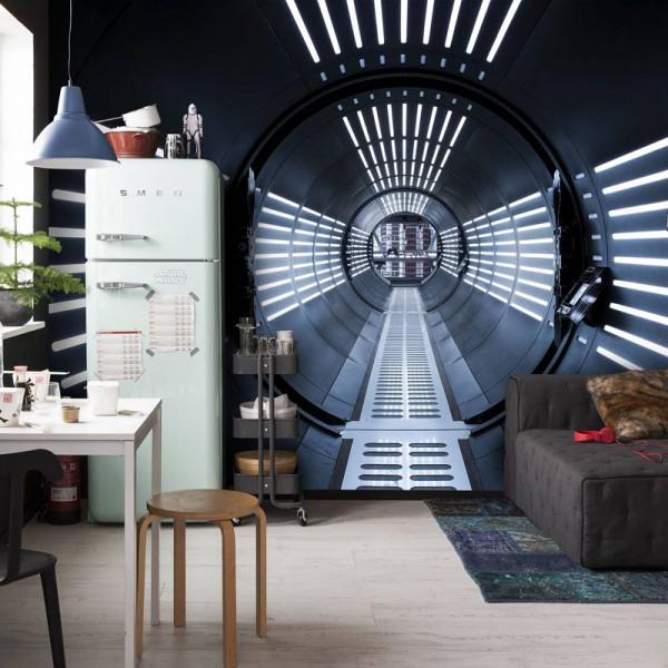 "Star Wars Fototapete ""Star Wars – Tunnel"""