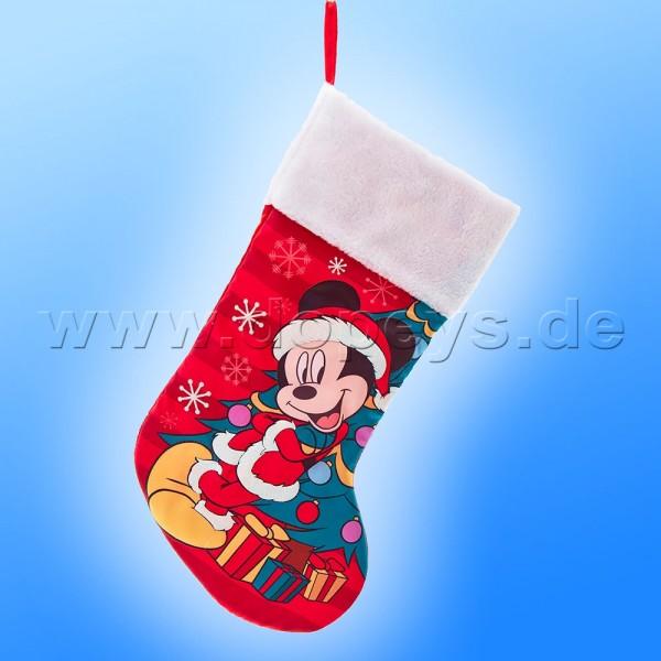 """Kurt S. Adler - Disney Weihnachtsstrumpf """"Mickey am Weihnachtsbaum"""" Mickey Maus DN7211"""