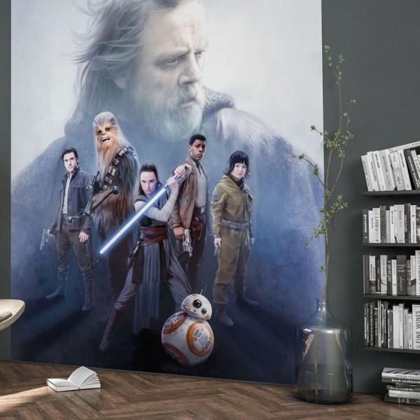 "Star Wars Vlies Fototapete ""Star Wars Last Hope"" 2,00m x 2,50m"