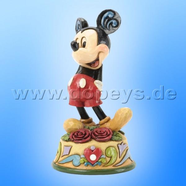 "Disney Traditions / Jim Shore Figur von Enesco ""Juni (Mickey Maus)"" 4033963."