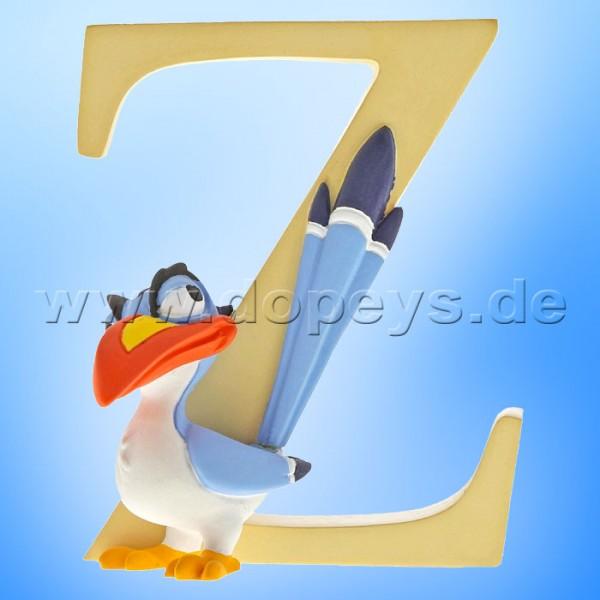 """Enchanting Disney Collection - Buchstabe """"Z"""" - Zazu Figur von Enesco A29571"""
