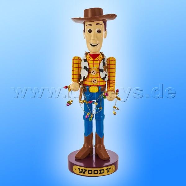 """Kurt S. Adler - Disney Nussknacker """"Woody"""" Toy Story DN6801L"""