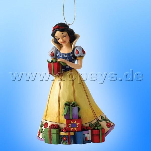 "Disney Traditions / Jim Shore Figur von Enesco.""Schneewittchen Ornament Baumanhänger"" A9046."