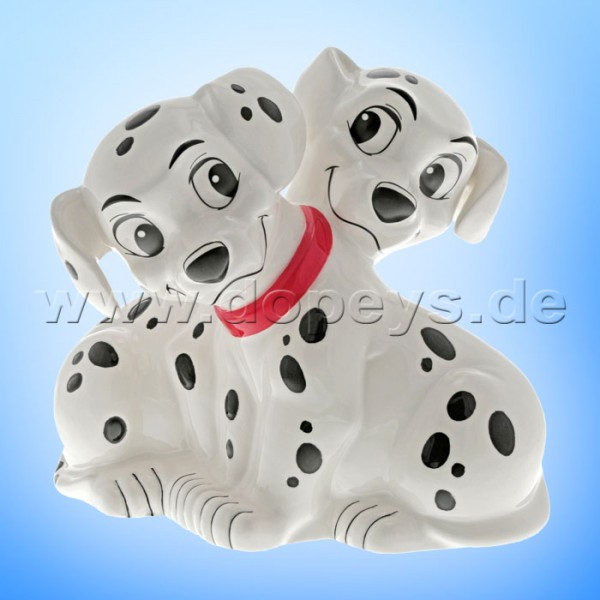 Disney Enchanting Collection - Friend For Life (101 Dalmatiner Spardose) A29931