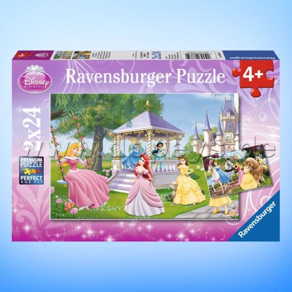 """Disney Puzzles """"Zauberhafte Prinzessinnen"""" von Ravensburger 08865"""