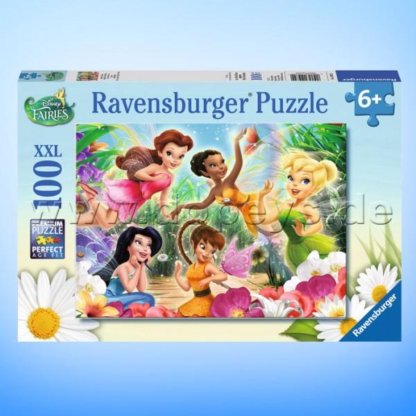 """Disney Puzzle Tinker Bell """"Meine Fairies"""" von Ravensburger 10972"""