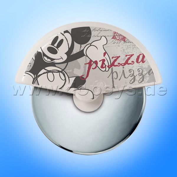Disney Pizzaschneider Mickey Maus im italienischen Design