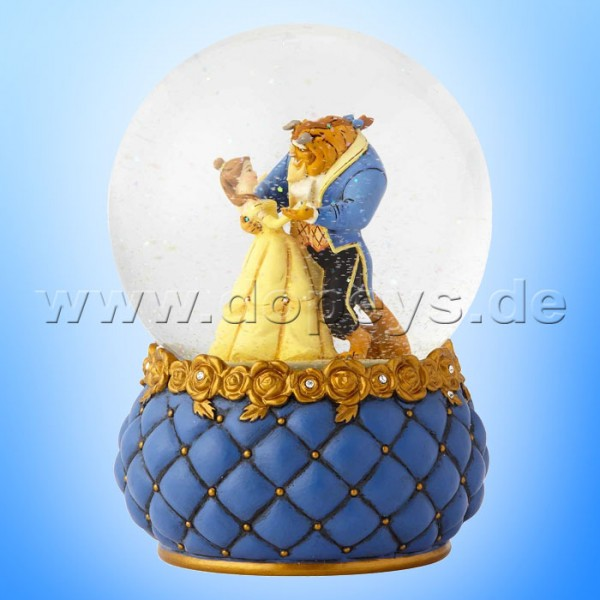 Disney Showcase Collection - Die Schöne und das Biest Schneekugel Figur 4060077 Couture de Force