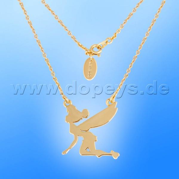 Disney Halskette - Silhouette (Tinker Bell) in Gold von Couture Kingdom 12101021