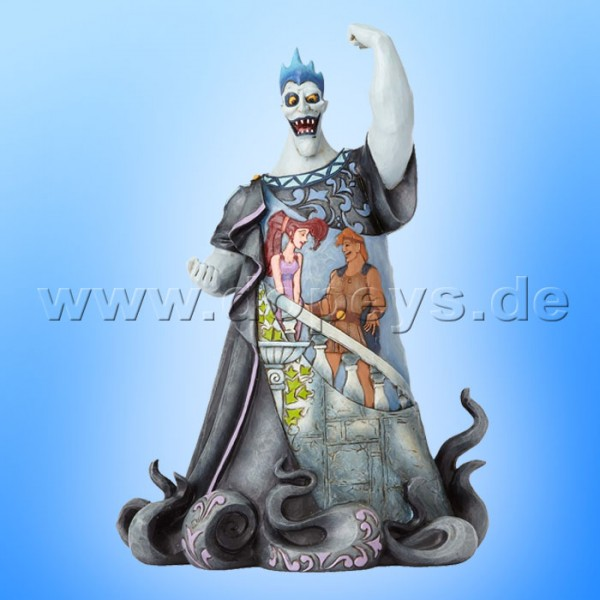 "Disney Traditions / Jim Shore Figur von Enesco ""Masterful Manipulator (Hades aus Herkules)"" 4055441."