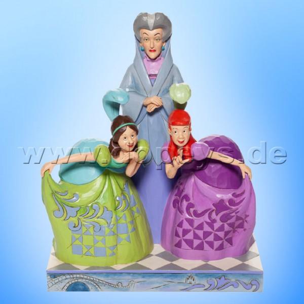 Disney Traditions - The Terrible Tremaines (Lady Tremaine, Anastasia & Drizella) von Jim Shore 6007056