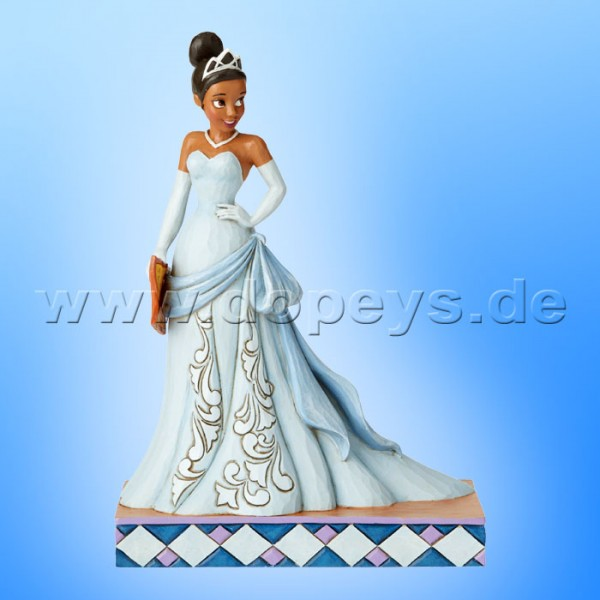 Enchanting Entrepreneur (Tiana Princess Passion) Figur von Disney Traditions / Jim Shore - Enesco 6002821