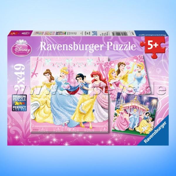 """Disney Puzzles Prinzessinnen """"Schneewittchen"""" von Ravensburger 09277"""