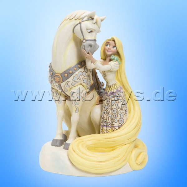 Innocent Ingenue (Rapunzel White Woodland) Figur von Disney Traditions / Jim Shore - Enesco 6005958