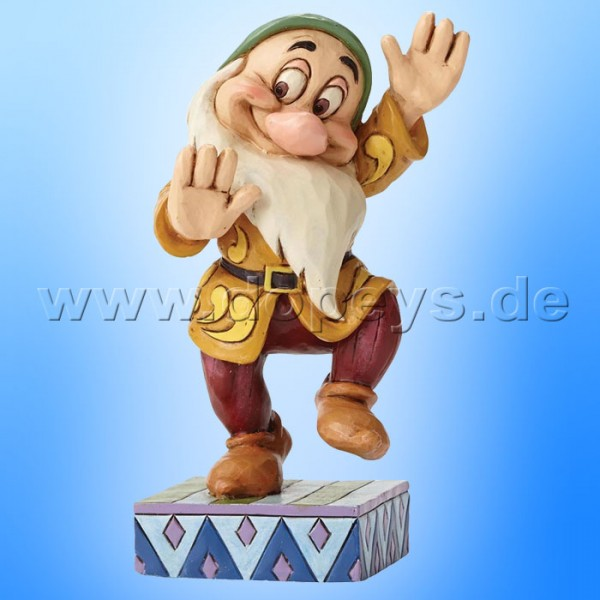 "Disney Traditions / Jim Shore Figur von Enesco. ""Bashful Boogie (Pimpel)"" 4049626."