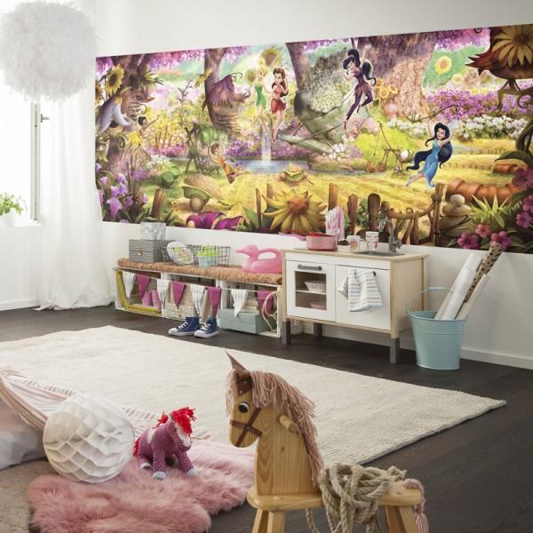 """Disney Fototapete Tinker Bell """"Fairies Forest"""""""