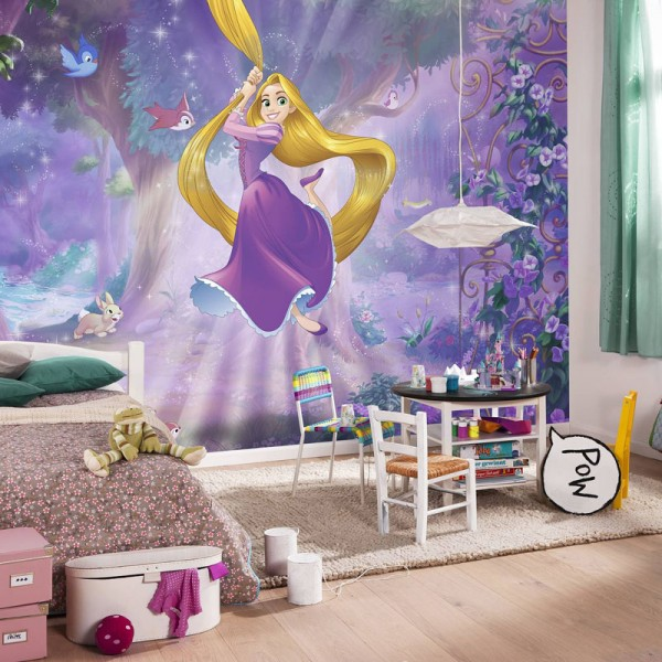 """Disney Fototapete """"Rapunzel"""""""