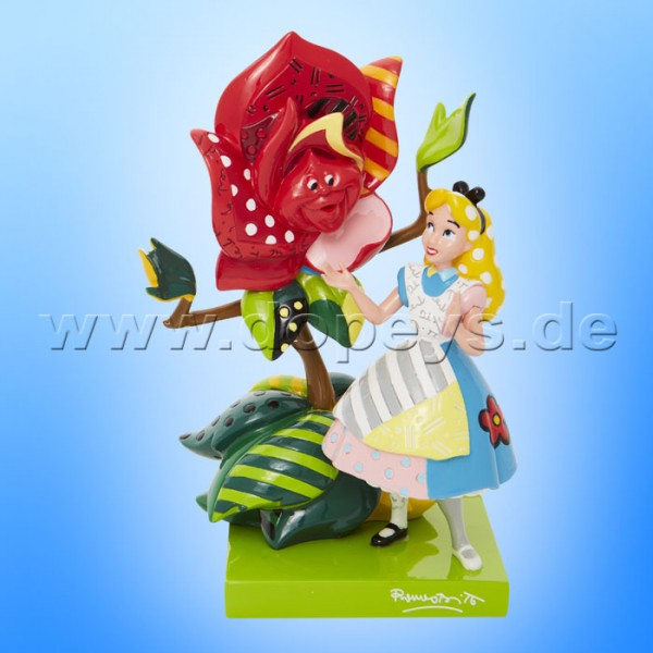 """""""Alice im Wunderland"""" Figur - Disney Britto Collection von Enesco 6008524"""