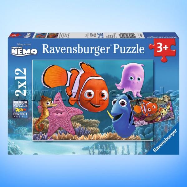 """Disney Puzzles Findet Nemo """"Nemo der kleine Ausreißer"""" von Ravensburger 07556"""