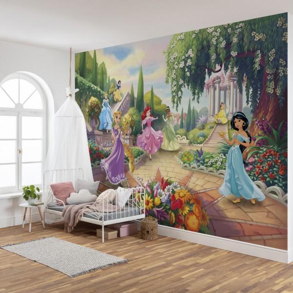 "Disney Prinzessinnen Fototapete ""Disney Princess Park"""