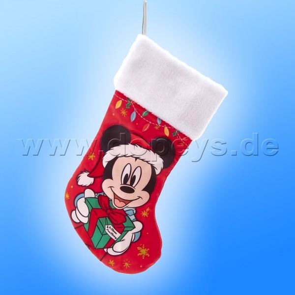 """Kurt S. Adler - Disney Weihnachtsstrumpf """"Mickey mit Weihnachtsgeschenk"""" DN7205"""