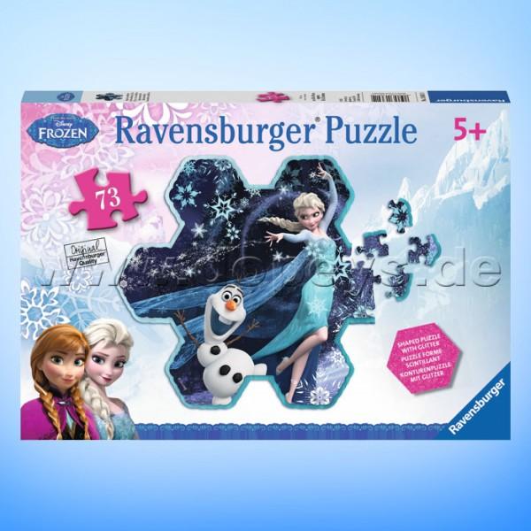 """Disney Puzzle Die Eiskönigin """"Elsas Schneeflocke"""" von Ravensburger 13641"""