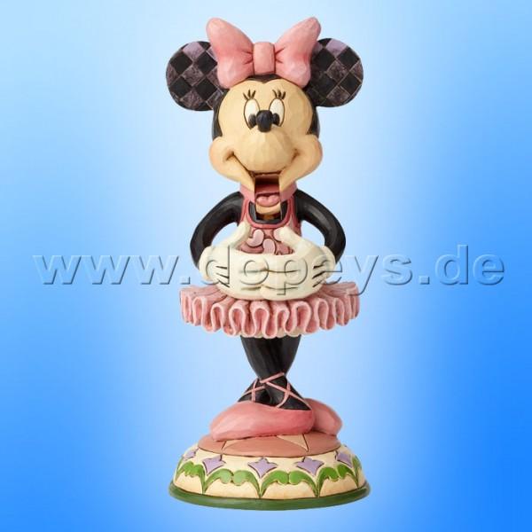 "Disney Traditions / Jim Shore Figur von Enesco ""Beautiful Ballerina (Minnie Maus Nussknacker)"" 6000947"