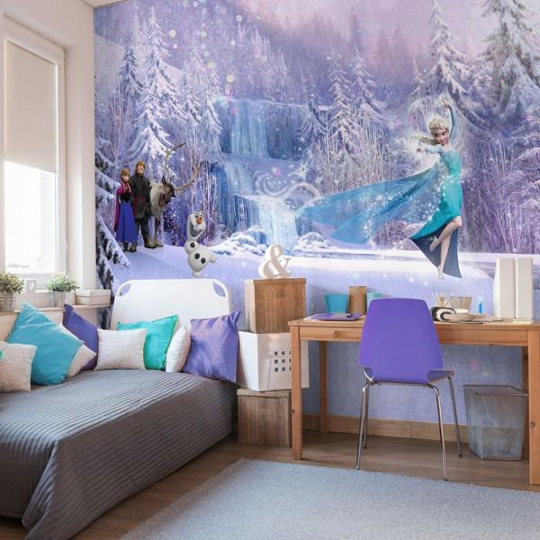 """Disney Fototapete Die Eiskönigin """"Frozen Forest"""""""