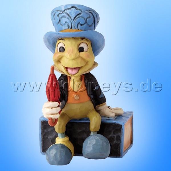 "Disney Traditions / Jim Shore Figur von Enesco ""Mini Jiminy Grille"" 4054286"