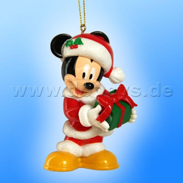 """Kurt S. Adler - Disney """"Mickey als Weihnachtsmann"""" Weihnachtsbaumanhänger / Ornament DN02001-MM"""