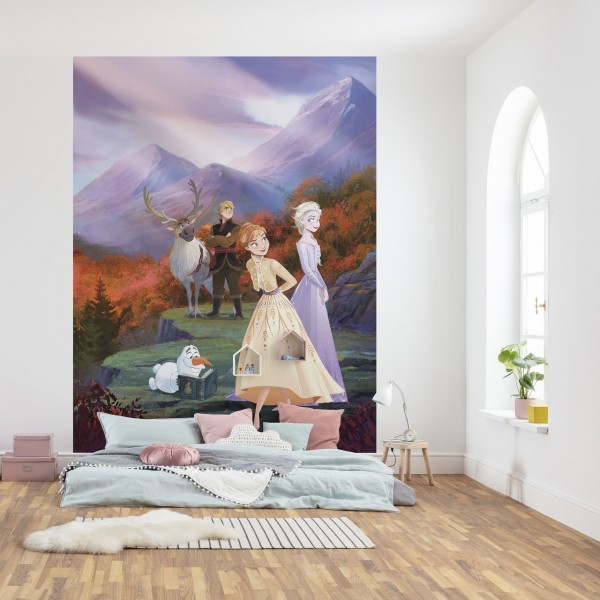 """Disney Fototapete Die Eiskönigin """"Frozen Spring Is Coming"""""""