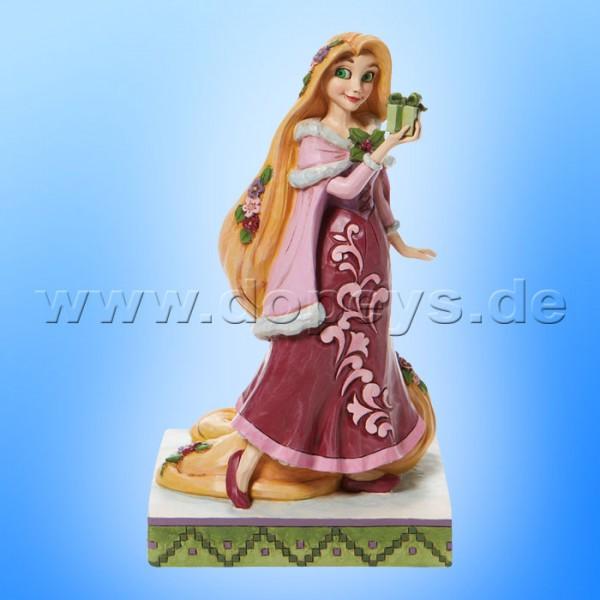 Disney Traditions - Gifts of Peace (Weihnachts-Rapunzel mit Geschenken) von Jim Shore 6008981