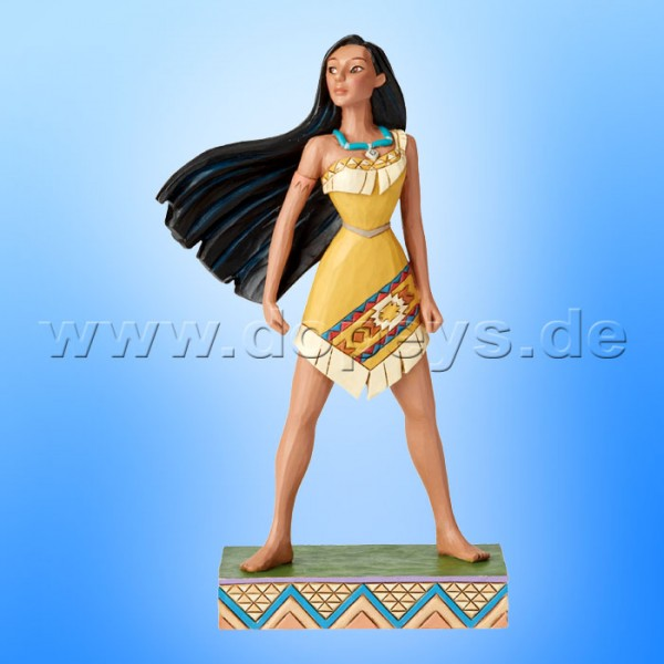 Proud Protector (Pocahontas Princess Passion) Figur von Disney Traditions / Jim Shore - Enesco 6002822