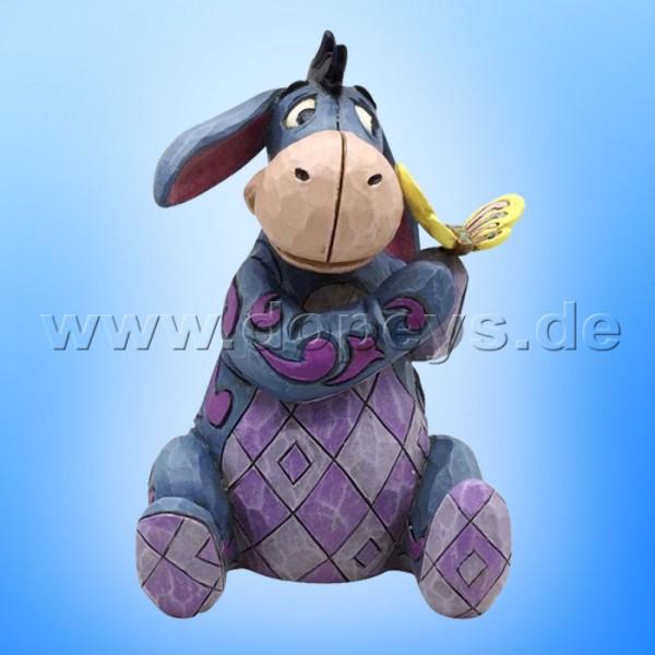 "Disney Traditions / Jim Shore Figur von Enesco ""Mini I-Aah"" 4056746."