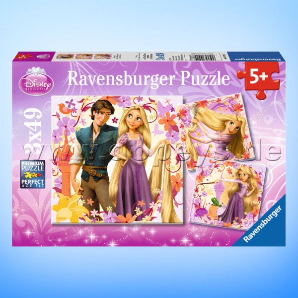 "Disney Puzzles ""Rapunzel"" von Ravensburger 09298"